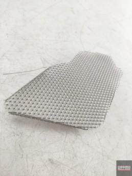 Griglia cupolino sinistra plastica ducati 749 999