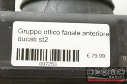Gruppo ottico fanale anteriore ducati st2