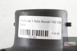 Iniettore 1 foro ducati 749 999 base