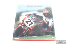 Libro fotografico THE DREAM TEAM 2001 World SBK Championship ducati