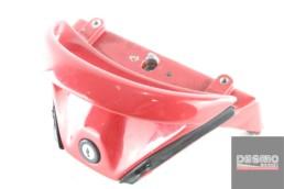 Maniglia maniglione posteriore rosso ducati st2 st3 st4