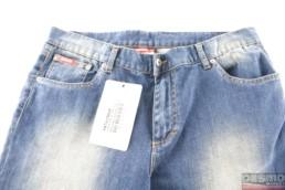 Pantalone jeans uomo 5 tasche originale ducati