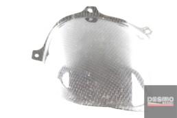Parafango posteriore carbonio ducati 749 999 my 2005