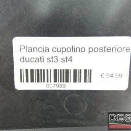 Plancia cupolino posteriore ducati st3 st4