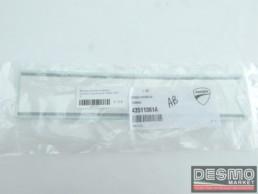 Striscia decorativa adesivo serbatoio ducati sport 1000S 1000 S