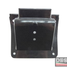 Supporto fanale posteriore carbonio ducati desmosedici RR MS production