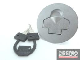 Tappo serbatoio con chiavi ducati paso