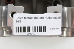 Testa testata motore nuda ducati 999