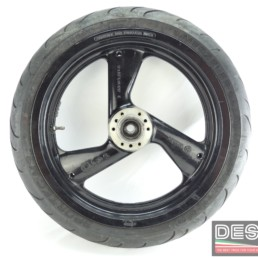 Cerchio ruota anteriore 3 razze ducati monster 600 750 900 my 1993 1999