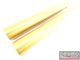 Coppia foderi forche forcelle Ohlins ducati 1098S 1198S streetfighter S