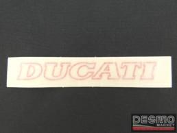 Decalco borse cupolino ducati st2