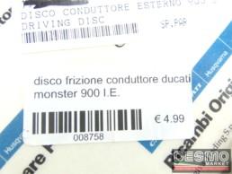 disco frizione conduttore ducati monster 900 I.E.