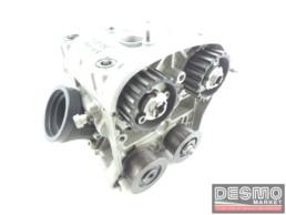 Testa testata motore orizzontale completa ducati 749