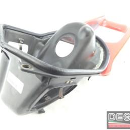 Airbox scatola filtro aria rosso ducati 748 916 996