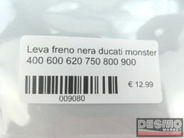 Leva freno nera ducati monster 400 600 620 750 800 900