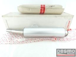 Silenziatore sinistro scarico ducati 888 supersport 900