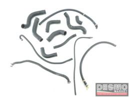 Kit tubi in gomma radiatore acqua ducati 748 916 996 998