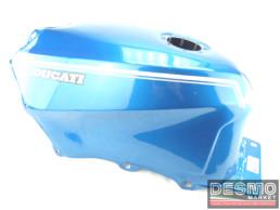 Serbatoio carburante Ducati Paso blu