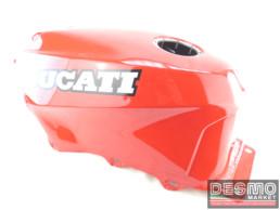 Serbatoio carburante Ducati Paso rosso