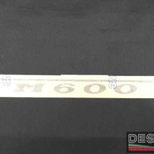 Adesivo fianchetto laterale sottosella Ducati Monster 600
