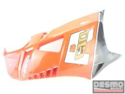 Carena fiancata sinistra rossa Cagiva Freccia C10 R