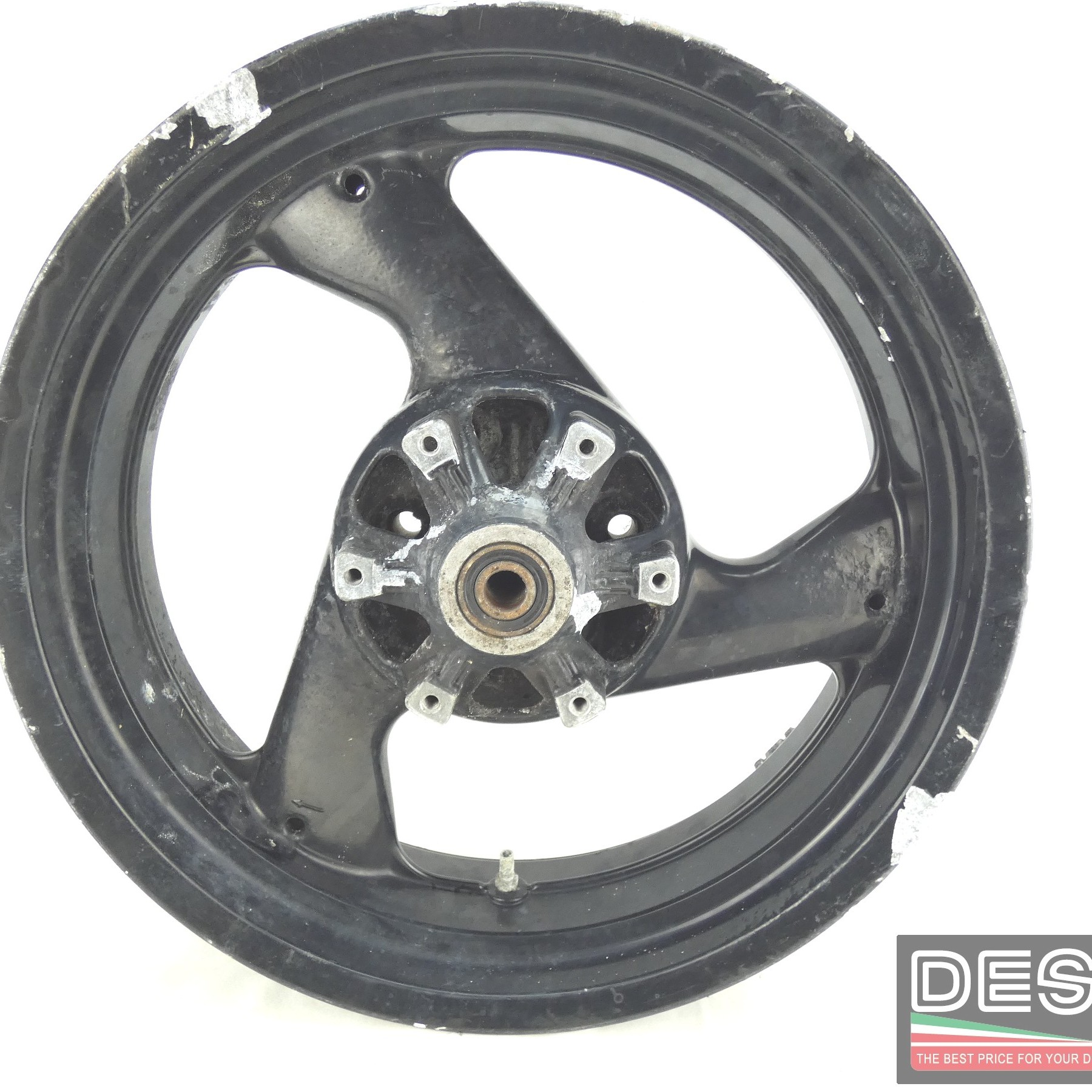 Cerchio Brembo nero tre razze 4,5 x 17 Ducati Monster 900 MY 99