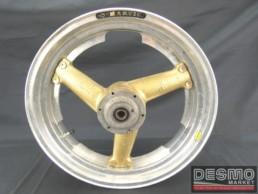 Cerchio Marvic scomponibile 16 magnesio alluminio Ducati 851 F1