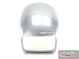 Cupolino anteriore grigio Ducati Paso