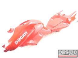 Serbatoio carburante rosso Ducati Multistrada 1000 1100