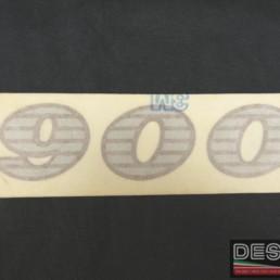 Adesivo decal Ducati 900