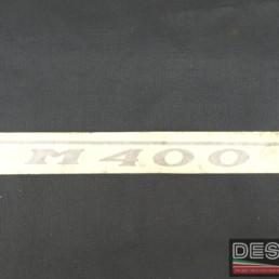 Adesivo decal fianchetto Ducati Monster 400