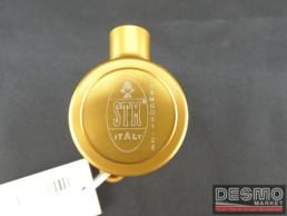 Attuatore comando idraulico frizione maggiorato ergal oro STM Ducati