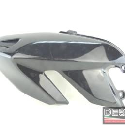 Carena cover serbatoio sinistra nera Ducati Hypermotard 796 1100