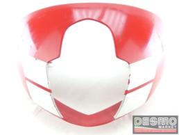 Cupolino anteriore carena fanale rosso Ducati Multistrada 620 1000 1100