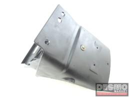 Portatarga plastica sottosella Ducati Supersport 400 600 750 900