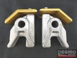Slitte registri tendicatena Ducati Monster 900 forcellone alluminio
