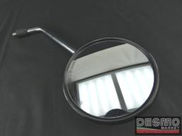 Specchio specchietto retrovisore cromato destro Ducati GT 1000