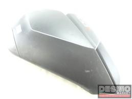 Carena superiore destra grigio nero Ducati Multistrada 1100S