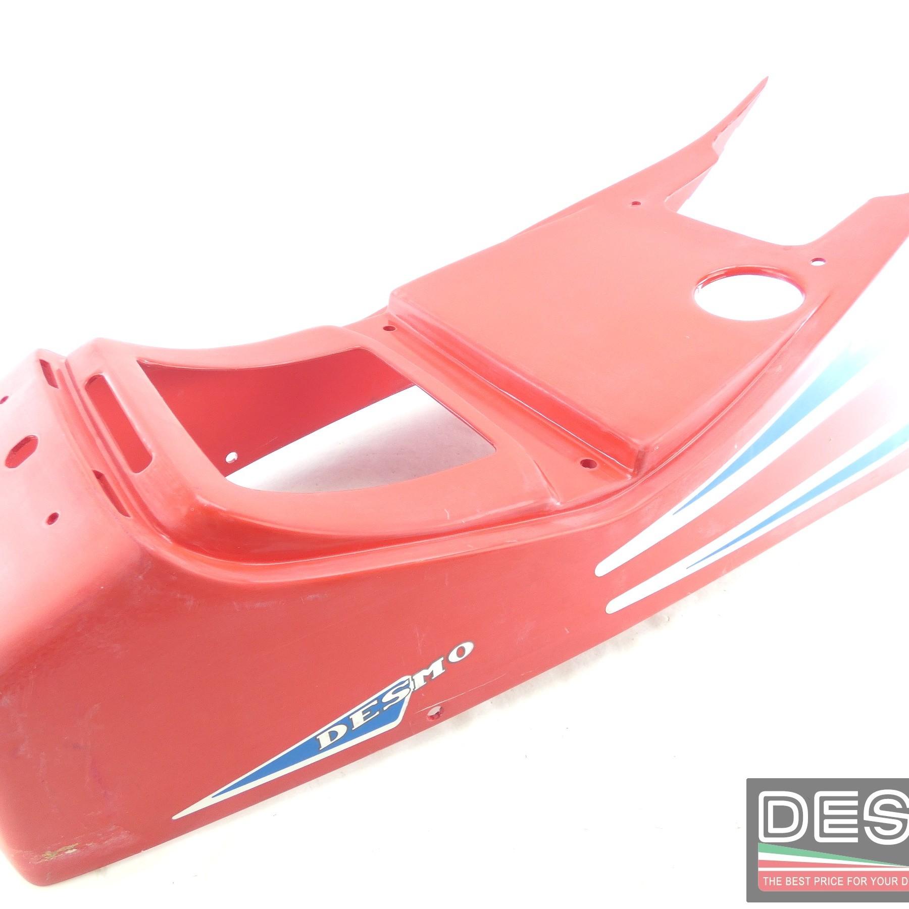 Codone posteriore rosso Ducati 750 Sport