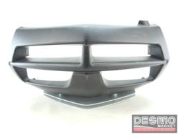 Convogliatore aria anteriore nero Ducati Multistrada 620 1000 1100