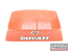 Cover serratura sella rossa Ducati Paso 750 900