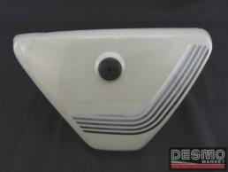 Fianchetto scatola aria bianca destra Cagiva SST 125