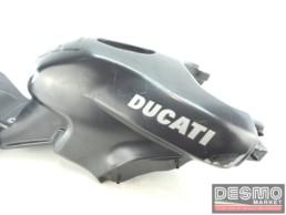Serbatoio dark Ducati Multistrada 620 1000 1100