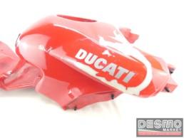 Serbatoio rosso Ducati Multistrada 620 1000 1100