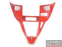 Triangolo convogliatore aria radiatore olio rosso Ducati 749 999