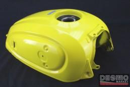 Serbatoio giallo Ducati Scrambler