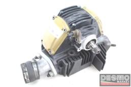 Testa testata motore orizzontale Ducati Paso Cagiva Elephant 750 MY 1987