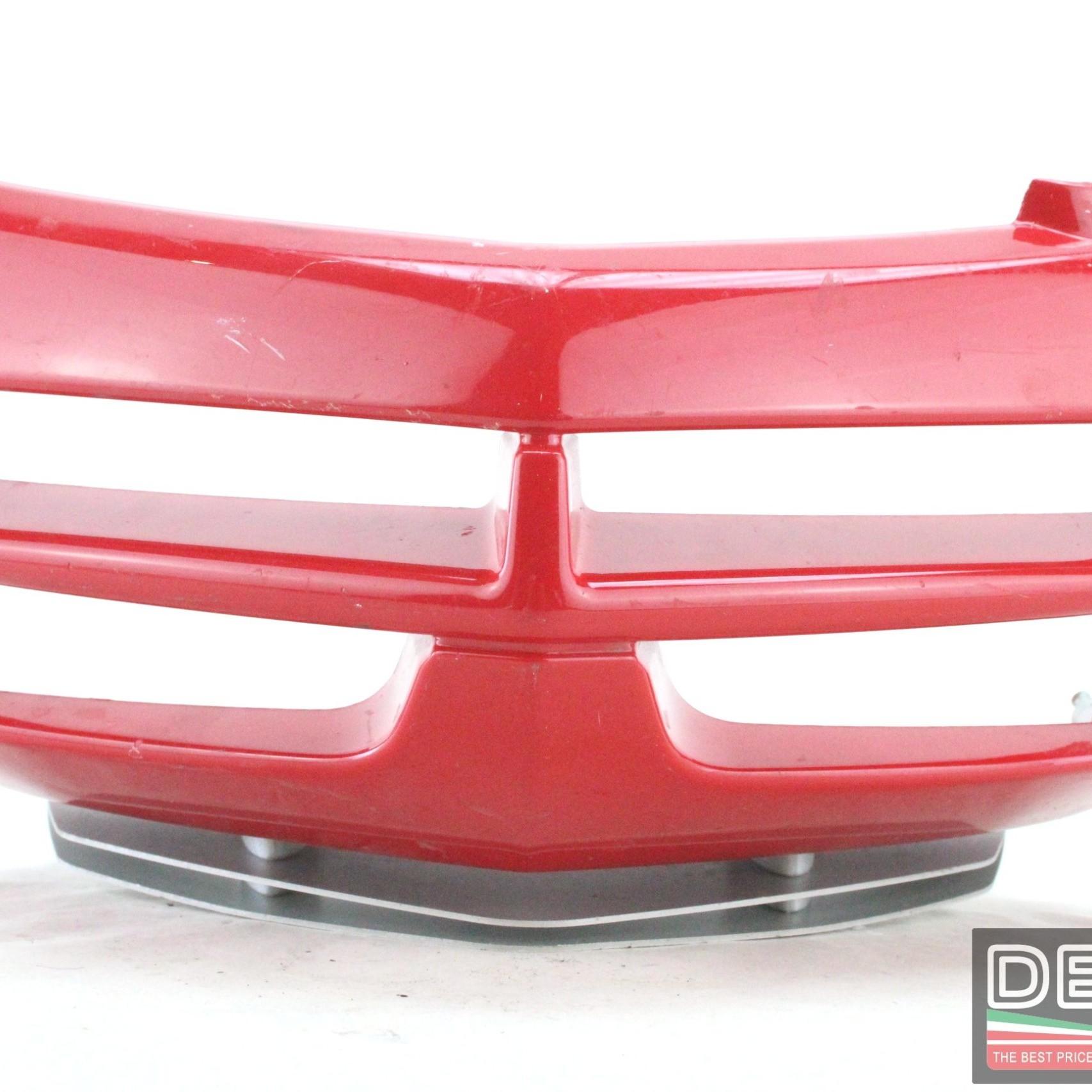 Convogliatore aria anteriore rosso Ducati Multistrada 620 1000 1100