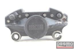 Pinza freno anteriore Brembo nera Ducati Paso