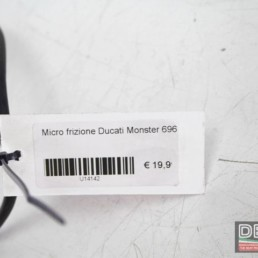 Micro frizione Ducati Monster 696